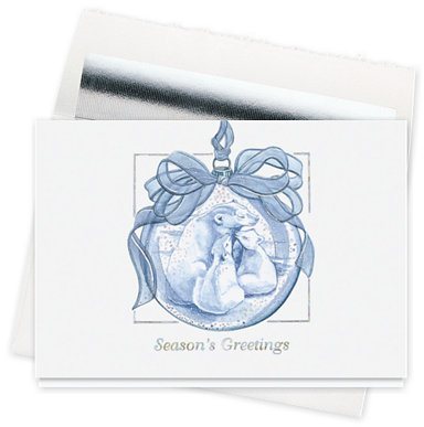 Winter Peace Season Greeting Card